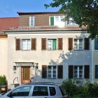 Reihenmittelhaus in der Siedlung Eichkamp in Berlin-Charlottenburg